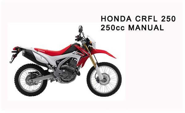hondacrfl250